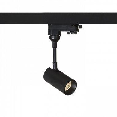 LOLLIPOP pro tříokr. lištu černá 230V LED 8W 40° 3000K - RED - DESIGN RENDL