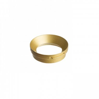 KENNY ozdobný kroužek zlatá - RED - DESIGN RENDL