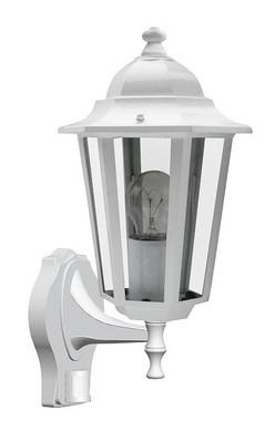 Venkovní svítidlo nástěnné RA 8216 s čidlem