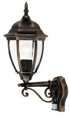 Venkovní svítidlo nástěnné RA 8380 s čidlem