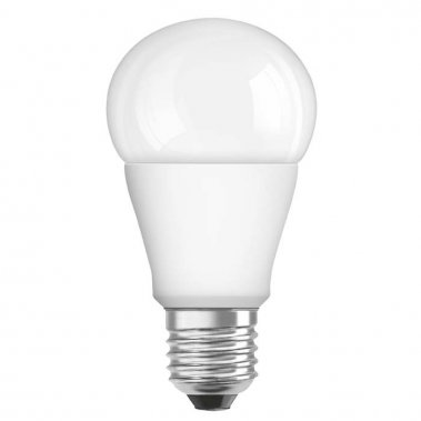 LED žárovka 9W E27 RED G12211