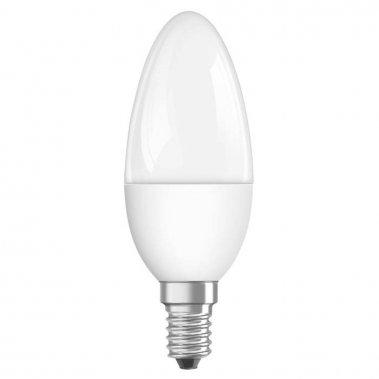Svíčková žárovka 5.4W E14 RED G12212