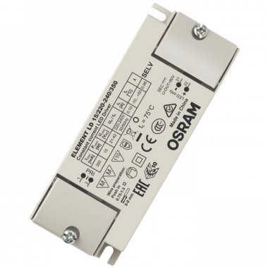 DRIVER LED 350mA 15W - DESIGN RENDL