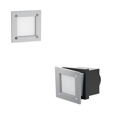 Venkovní svítidlo vestavné LED  R10201