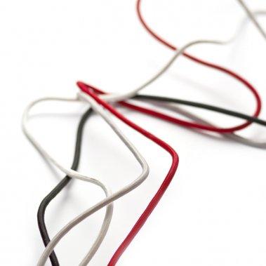 FIT textilní kabel 3x0,75 4m černá 230V - RED - DESIGN RENDL-4