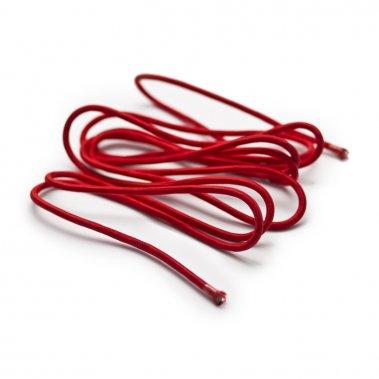 FIT textilní kabel 3x0,75 4m červená 230V - RED - DESIGN RENDL