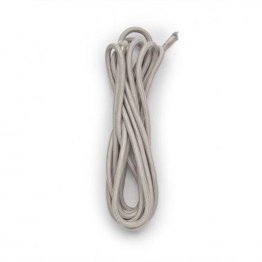 FIT textilní kabel 3x0,75 4m šedivá 230V - RED - DESIGN RENDL