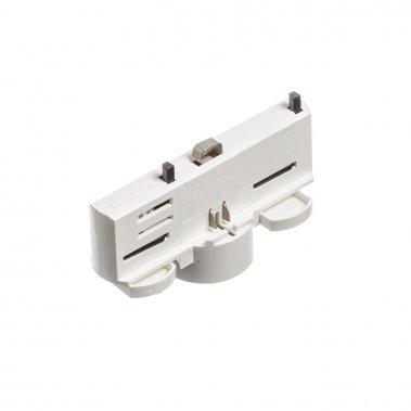EUTRAC bílá 230V - adaptér pro tříokruhovou lištu-1