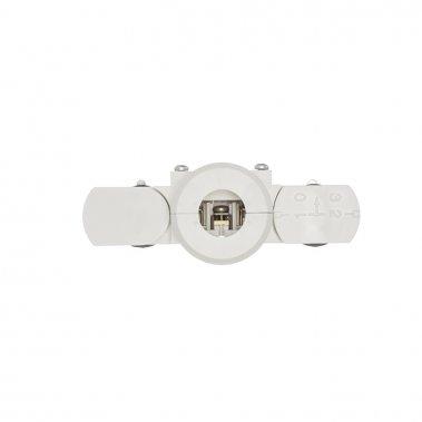 EUTRAC bílá 230V - adaptér pro tříokruhovou lištu-2