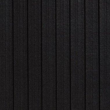 Stínidlo RON 40/25 Plissé černá max. 23W R11389-8