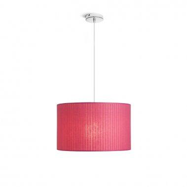 RON 40/25 stínidlo Plissé růžová  max. 23W - RED - DESIGN RENDL-3