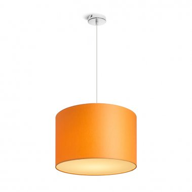 RON 40/25 stínidlo Chintz oranžová  max. 23W - RED - DESIGN RENDL-1