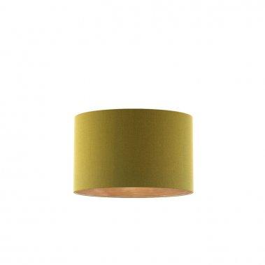 Stínidlo RON 40/25 Chintz olivová / stříbrná fólie max. 23W R11540-2