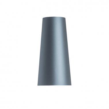 Stolní stínidlo CONNY 15/30 Monaco petrolejová / stříbrné PVC max. 23W R11579-1