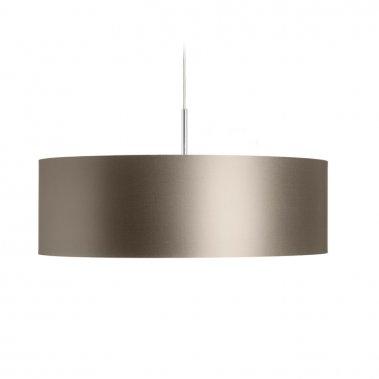 Stínidlo RON 60/19 Monaco holubí šeď / stříbrné PVC  max. 23W - RED - DESIGN RENDL-4