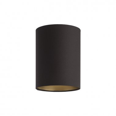 Stínidlo RON 15/20 Polycotton černá / zlatá fólie max. 28W R11802-4
