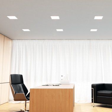 Vestavné bodové svítidlo 230V LED  R12176-2