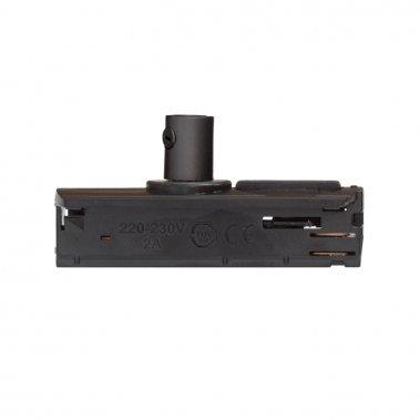 1F adaptér černá 230V - RED - DESIGN RENDL-1