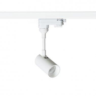 LOLLIPOP pro tříokr. lištu bílá 230V LED 8W 40° 3000K - RED - DESIGN RENDL-3
