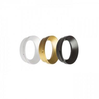 KENNY ozdobný kroužek bílá - RED - DESIGN RENDL-3