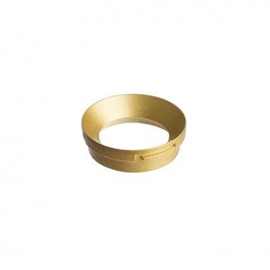 KENNY ozdobný kroužek zlatá - RED - DESIGN RENDL-1