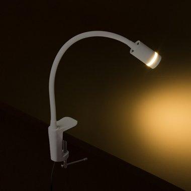 Stolní lampička na klip  LED R12946-4