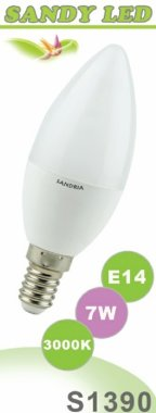 LED žárovka SA S1390