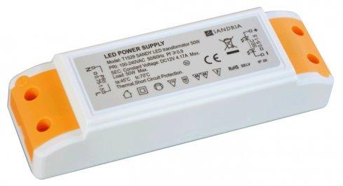 T1529 SANDY LED trafo 50W SA T1529