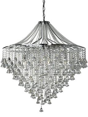 Lustr/závěsné svítidlo SL 3497-7CC