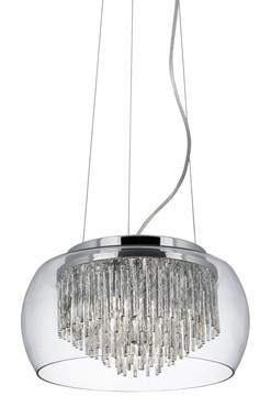 Lustr/závěsné svítidlo SL 3624-4CC