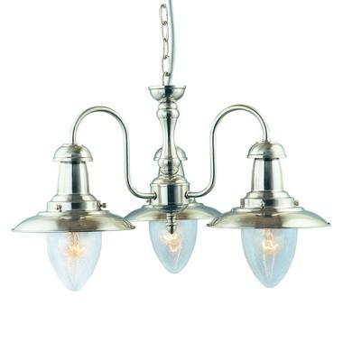 Lustr/závěsné svítidlo SL 5333-3SS