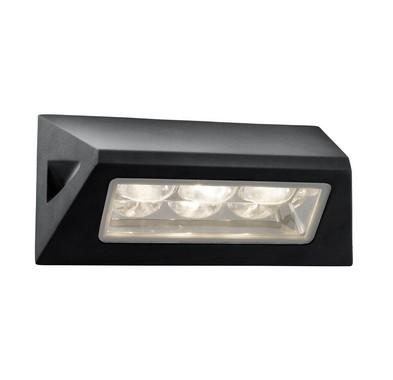 Venkovní svítidlo nástěnné SL 5513BK