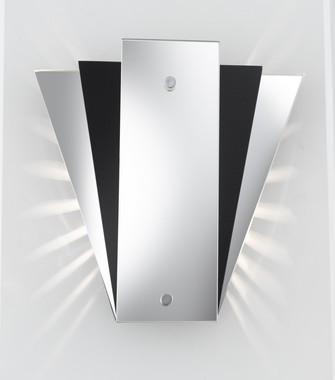 Nástěnné svítidlo SL 6201BK