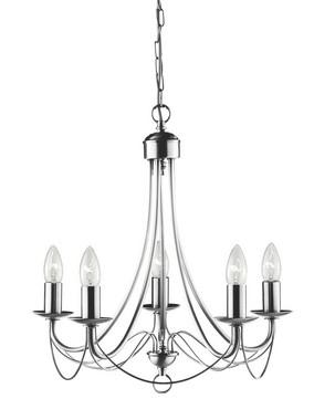 Lustr/závěsné svítidlo SL 6345-5SS
