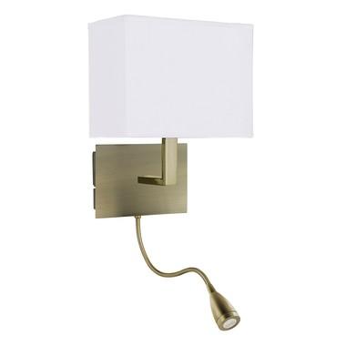 Nástěnné svítidlo SL 6519AB
