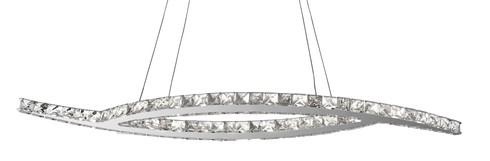 Lustr/závěsné svítidlo SL 7724-24CC