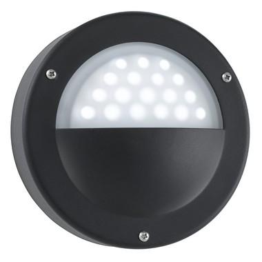 Venkovní svítidlo nástěnné SL 8744BK