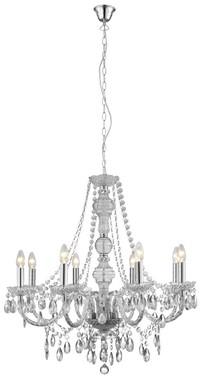 Lustr/závěsné svítidlo SL 8888-8CL