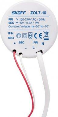 LED napaječ 10V/7W ZOL 7 SK ZL-007-C-1-1