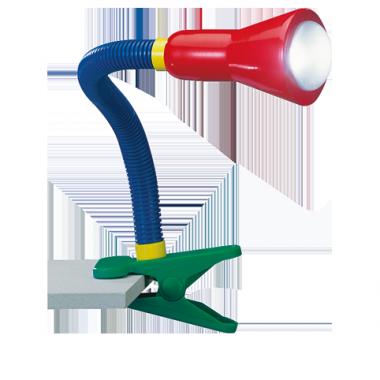 Stolní lampička na klip TR 5028010-17