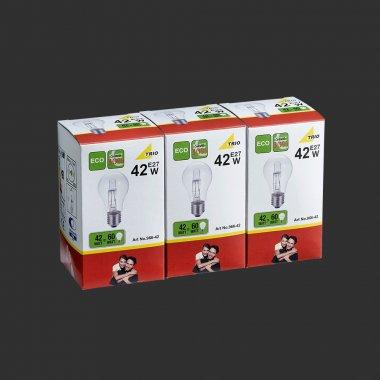 Halogenová žárovka 42W E27 TR 966-42