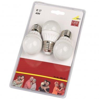 LED žárovka 4W E27 TR 986-43