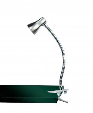 Stolní lampička na klip LED  WO 412701649006