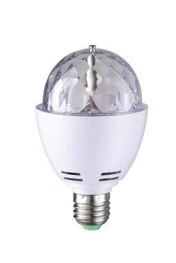 LED žárovka 3W E27 WO 0730