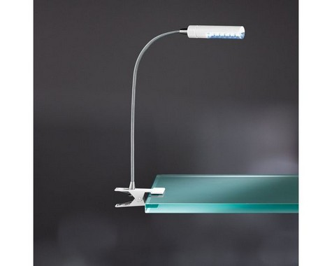 Lampička na klip LED  WO 290312060000