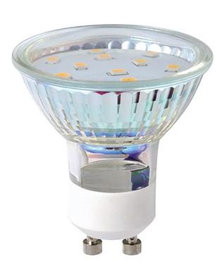 LED žárovka 3W GU10 WO 9705