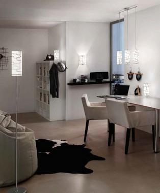 Stojací lampa 92565-1