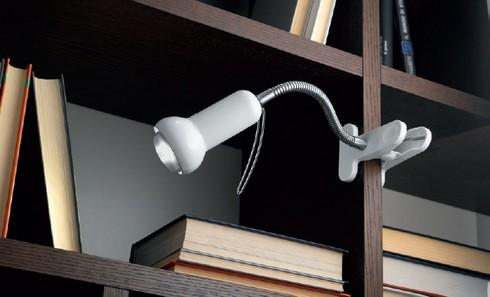 Stolní lampička na klip 92902-1