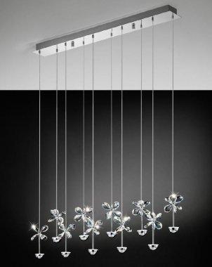 Lustr/závěsné svítidlo LED  93663-1