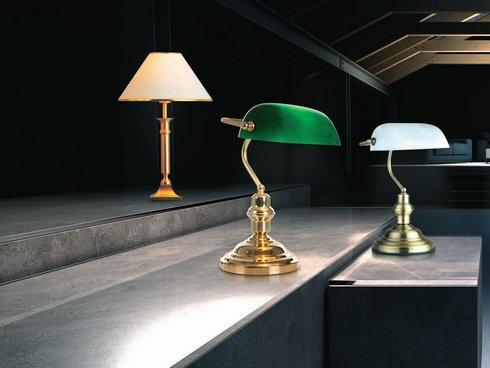 Pokojová stolní lampa GL 2491-1